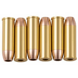 HFC Revolver BB Shells for Gas Powered Airsoft Revolvers (Pack of 6)
