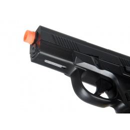 HFC HG-165 Compact Airsoft Gas Blowback Pistol - BLACK