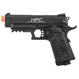 HFC HG-171 Tactical 1911 CO2 Blowback Pistol - BLACK