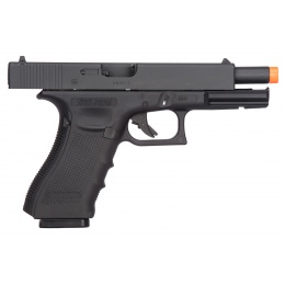 Elite Force Licensed Glock 17 Gen 4 CO2 Blowback Airsoft Pistol - BLACK