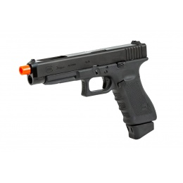 Elite Force Fully Licensed Deluxe Glock 34 Gen 4 CO2 Gas Blowback Airsoft Pistol (Black)