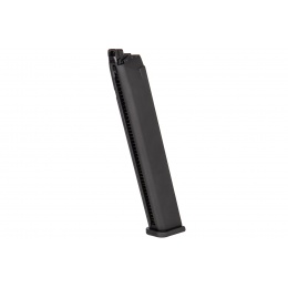 Elite Force 40rd Extended Glock 18 Green Gas Magazine - BLACK