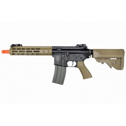 Elite Force M4 CQB Competition AEG Rifle (Black/Tan)