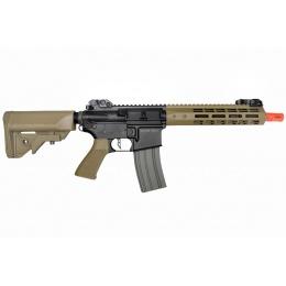 Elite Force M4 CQB Competition AEG Rifle (Black/Tan)