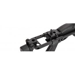IU-7870 A&K M870 Tactical Shotgun (Black)