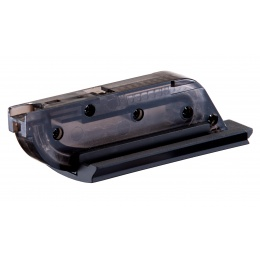 A&K M1 Garand 42 Round Mid Capacity Airsoft AEG Magazine (Color: Translucent Black)