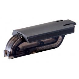 A&K M1 Garand 42 Round Mid Capacity Airsoft AEG Magazine (Color: Translucent Black)