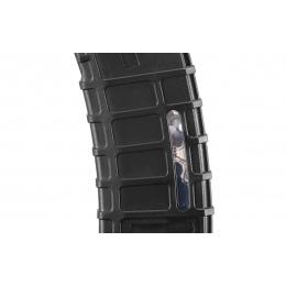 A&K Masada ACR 350 Round High Capacity M4 Magazine for AEG (Black)