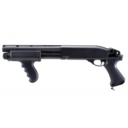 UK Arms IU-SXR1 CQB Pump Action Shotgun (Black)