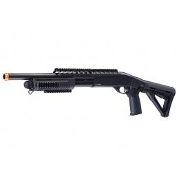 UK Arms IU-SXR2 Tactical Pump Shotgun w/ Adjustable Stock (Black)