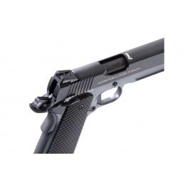 Echo1 Wolfsbane M1911 Gas Blowback Pistol (Black)