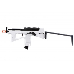 Modify Tech PP-2K Gas Blowback Airsoft SMG (White)