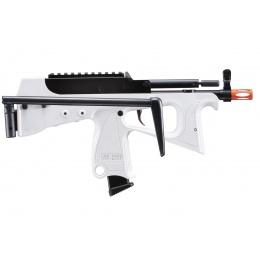 Modify Tech PP-2K Gas Blowback Airsoft SMG (White)