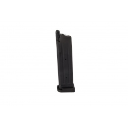 Jags Arm Licensed Taran Innovations Combat Master 2011 Green Gas Magazine (Black)