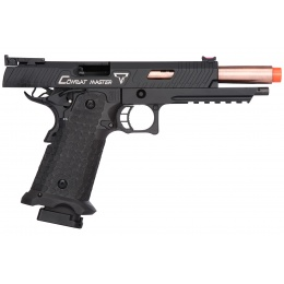 JAG Arms TTI Licensed JW3 2011 Combat Master Gas Blowback Airsoft Pistol