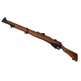 JG LEE Enfield SMLE CO2 Air Rifle (Wood)