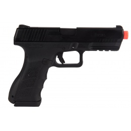 KWA Airsoft ATP-LE Semi Automatic Gas Blowback Pistol w/ Aluminum Slide