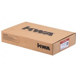 KWA ATP-SE Gas Blowback Pistol Starter Kit w/ 3 Targets, Green Gas, & 1000 BBs (Color: Black)