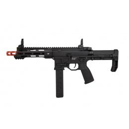 KWA QRF Pistol Caliber MOD 3 AR w/ Adjustable FPS AEG 2.5 Gearbox (Black)