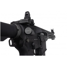 KWA AEG 3.0 Ronin Tactical T10-SBR w/ Kinetic Feedback System (Color: Black)
