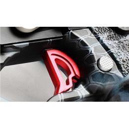 Laylax Nine Ball Gamma Upgrade Trigger for Tokyo Marui Hi-Capa Series Gas Blowback Pistols (Color: Red)