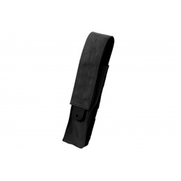 Laylax Ghost Gear Single Long Magazine Pouch for Kriss Vector AEG Magazines (Color: Black)
