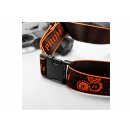 Laylax Prometheus Satellite One Point Sling (Color: Black and Orange)