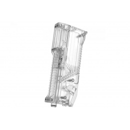 Laylax Satellite Ambidextrous Swiveling Arm High Capacity Speedloader (Color: Clear)