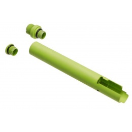 Laylax Hi-Capa 5.1 ZSRT Non-Recoiling 2-Way Outer Barrel (Color: ZSRT Zombie Green)