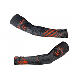 Laylax Rebellion Cool Arm Cover (Color: Black, Orange, Gray)