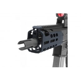 Laylax Short Handguard and Outer Barrel Set for Sig Air MCX (Color: Black)