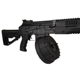 LCT RPK LCK-16 Steel AEG Rifle w/ Side-Folding Stock (Black)