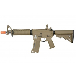 Lancer Tactical Gen 3 MK18 MOD 0 Field M4 Airsoft AEG Rifle (Color: Dark Earth)