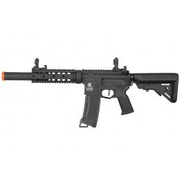 Lancer Tactical Gen 3 M4 Carbine SD AEG Airsoft Rifle (Color: Black)