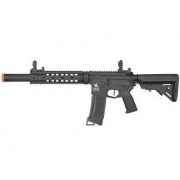 Lancer Tactical Gen 3 Nylon Polymer M4 SD AEG Airsoft Rifle (Color: Black)