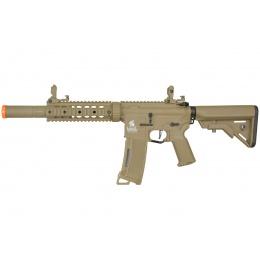 Lancer Tactical Gen 3 M4 Carbine SD AEG Airsoft Rifle (Color: Tan)