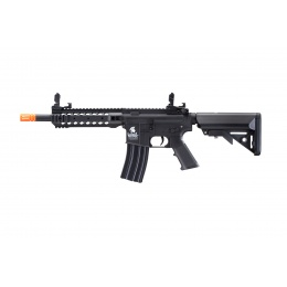 Lancer Tactical LT-24B Gen 2 CQB M4 AEG Rifle (Black)