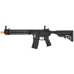 Lancer Tactical LT-24BA12-G2-E Hybrid M4 Carbine AEG Airsoft Rifle (Black)