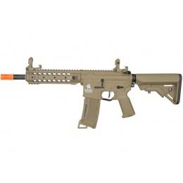 Lancer Tactical Gen 3 CQB M4 AEG Rifle (Color: Tan)