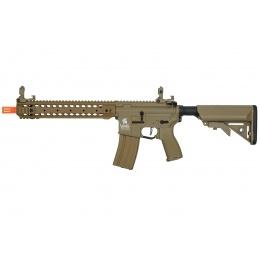 Lancer Tactical LT-24TA12-G2-E Hybrid M4 Carbine AEG Airsoft Rifle (Tan)