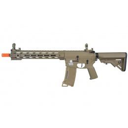 Lancer Tactical Gen 3 Interceptor SPR Airsoft M4 AEG Rifle (Color: Tan)