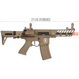 Lancer Tactical ProLine NEEDLETAIL PDW AEG [LOW FPS] - TAN