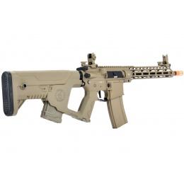 Lancer Tactical Enforcer BLACKBIRD AEG Rifle w/ Alpha Stock [LOW FPS] - TAN