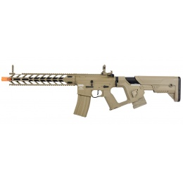Lancer Tactical Enforcer NIGHT WING AEG [HIGH FPS] w/ Alpha Stock - Tan