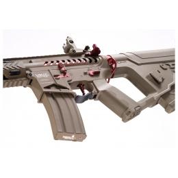 Lancer Tactical Enforcer Night Wing Skeleton AEG w/ Alpha Stock (Tan)