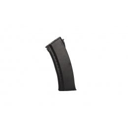 Lancer Tactical AK-Series AK-74M AEG Airsoft Rifle w/ Skeleton Foldable Stock (Black)