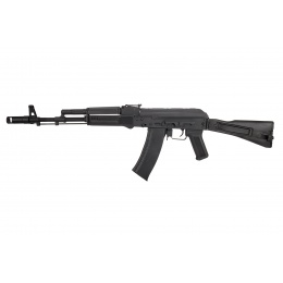 Lancer Tactical AK-Series AK-74M AEG Airsoft Rifle w/ Foldable Stock (Black)