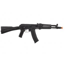 Lancer Tactical AK-Series AK-105 AEG Airsoft Rifle w/ Foldable Stock (Black)