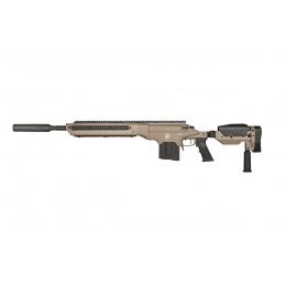 Lancer Tactical Bolt Action Sniper Rifle w/ Folding Stock (Color: Desert Earth)