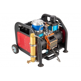 Lancer Tactical 110V Oil-Free PCP Air Compressor [1500 Watt] - 6000 PSI (Pre-Order / ETA: Dec. 2019)
